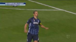 Gol e assist: Ibra è sempre spettacolare