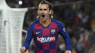 Il caso Griezmann costa una multa al Barcellona di... 300 euro!