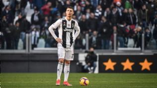 Juventus, CR7 e i calci di punizione: è il secondo peggiore della storia della Serie A