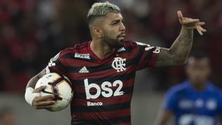 Gabigoltrascina il Flamengo e fa felice l'Inter: ora vale almeno 30 milioni
