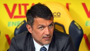 """Milan, Maldini: """"Totale fiducia in Giampaolo"""""""