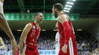 Basket, Serie A: Milano domina a Treviso, ok anche Venezia e Sassari