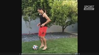 Mago Zlatan: col pallone fa quel che vuole