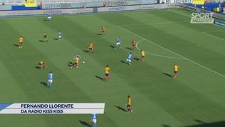 """Napoli, Llorente: """"Ora una reazione. Scudetto, ci siamo"""""""