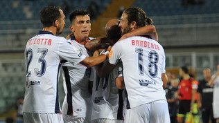 Serie B, Pescara-Crotone 0-3: Benali lancia i calabresi in classifica