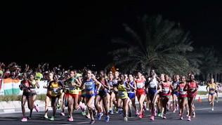 Mondiali di Doha, una maratona... a eliminazione: caldo e umidità mietono vittime