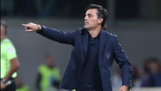 """Fiorentina, Montella: """"Dobbiamo gestire meglio la partita"""""""
