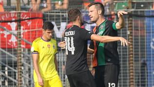 Serie B: l'Empoli stende il Perugia 3-0 ed è primo, Venezia e Pisa non si fanno male