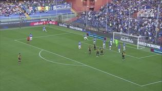 Serie A, Sampdoria-Inter 1-3: gli highlights