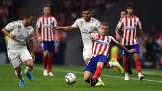 Real Madrid,Ladri a casa di Casemiro durante il derby: che paura per moglie e figlia