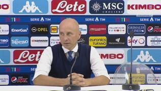 """Brescia,""""Corini: """"Ci è mancato un pizzico di fortuna"""""""