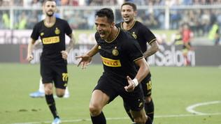 """Inter, Sanchez: """"La Champions? Gioco per vincerla, non per partecipare"""""""