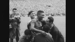 Storia dei Mondiali: 1958 e 1962