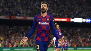 Barcellona, il caso Piqué scuote la Spagna