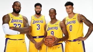 NBA, si riparte dopo la rivoluzione mercato: il focus sulla Pacific Division