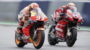 MotoGP, obiettivo quota 100 per Marquez: domenica può essere campione