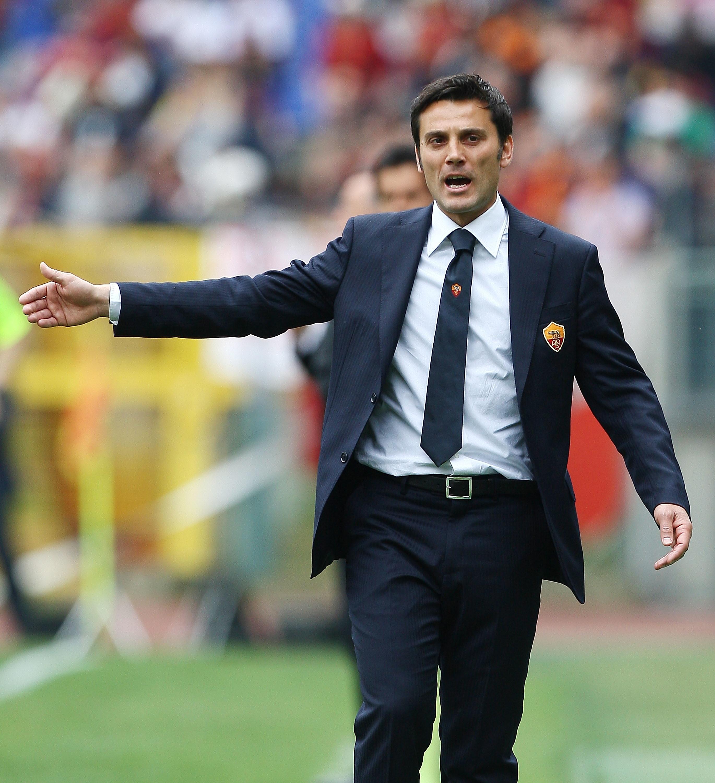 VINCENZO MONTELLA - ex stella giallorossa, è diventato allenatore della Roma nel 2011. A fine anno però è stato costretto a lasciare la panchina