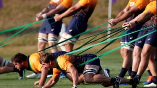 Mondiale di rugby, il Sudafrica spaventa l'Italia