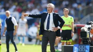 """Napoli, Ancelotti: """"Ci sarà da soffrire, ma vogliamo vincere per avvicinare gli ottavi"""""""