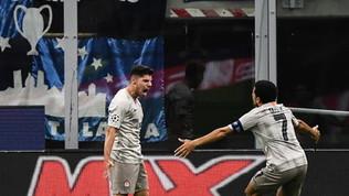 Champions League, Atalanta-Shakhtar Donetsk1-2: le foto del match