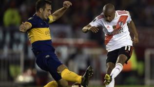 Coppa Libertadores: il River travolge il Boca per 2-0