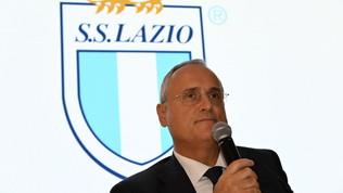 """Accuse di razzismo a Lotito, la Lazio: """"In prima linea contro ogni discriminazione"""""""
