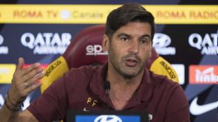 "Wolfsberger-Roma, Fonseca: ""Dzeko e Kolarov hanno bisogno di riposo"""