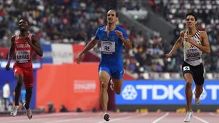 Atletica, Mondiali: Re beffato, è il primo degli esclusi dalla finale dei 400 metri
