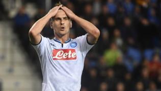 Champions League, Genk-Napoli 0-0: gli azzurri rallentano in Belgio