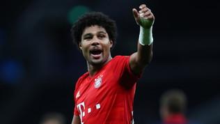 Bayern, per Gnabry un poker da 10: L'Equipe l'ha dato solo 10 volte