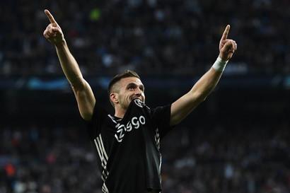 Dusan Tadic (Real Madrid-Ajax, 2019)