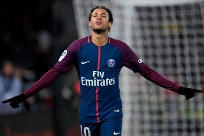 Neymar (Psg-Digione, 2018)