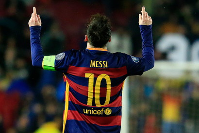 Lionel Messi (Barcellona-Arsenal 2010 e Barcellona-Bayer Leverkusen 2012)