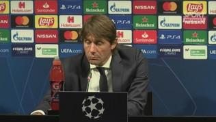 """Conte attacca l'arbitro: """"Mi sono sentito a disagio"""""""