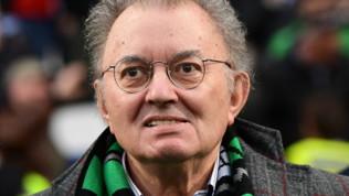 Addio a Giorgio Squinzi, il cordoglio di società e giocatori