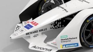 Formula E, Venturi avrà i motori Mercedes