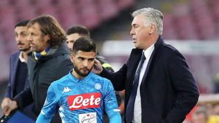 """Napoli, il fratello di Insigne contro Ancelotti: """"Nemmeno le palle di dire la verità"""""""