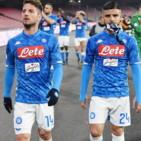 Napoli: tensione Insigne e rinnovo Mertens in standby