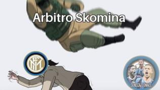 I migliori meme di Barcellona-Inter