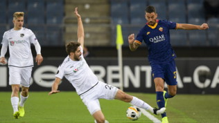 Europa League: Wolfsberger-Roma 1-1, i giallorossi frenano in Austria