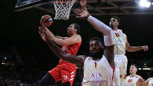 Basket, Eurolega: Milano debutta con una sconfitta, il Bayern vince 78-64