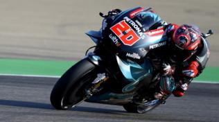 MotoGP Thailandia: Quartararo svetta nelle libere, è dominio Yamaha