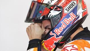 "MotoGP Thailandia, Marquez: ""Era tanto che non cadevo così..."""