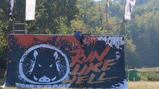 Run like hell: correre... all'Inferno