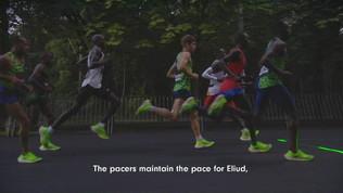 """1:59 Ineos""""Challenge: il ruolo dei """"pacemakers""""nell'impresa di Kipchoge"""