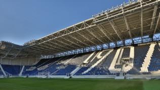 L'Atalanta torna a Bergamo:col Lecce la prima nel nuovo Gewiss Stadium