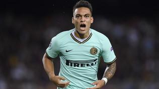 """Inter, Lautaro Martinez: """"Con Conte nuova mentalità. Proveremo a fermare CR7"""""""