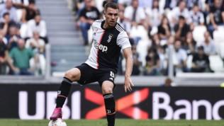 """Juventus, Ramsey: """"Sarri e Ronaldo sono fantastici"""""""