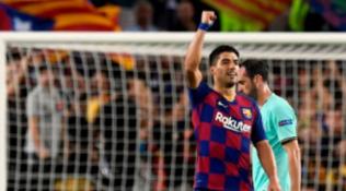 Champions: di Suarez il gol più bello, Gnabry player of the week