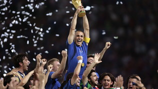 Germania-Italia Legends: i convocati azzurri